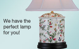 Choosing the perfect lamp