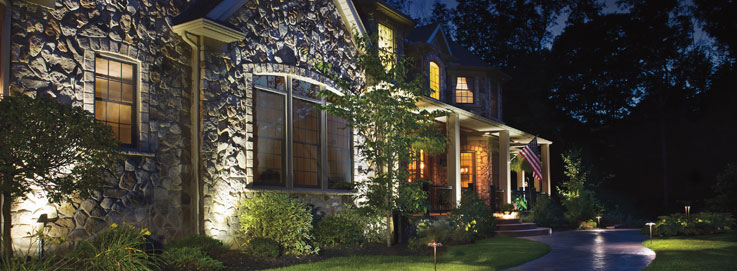 Kichler Outdoor and Landscape Lighting tip