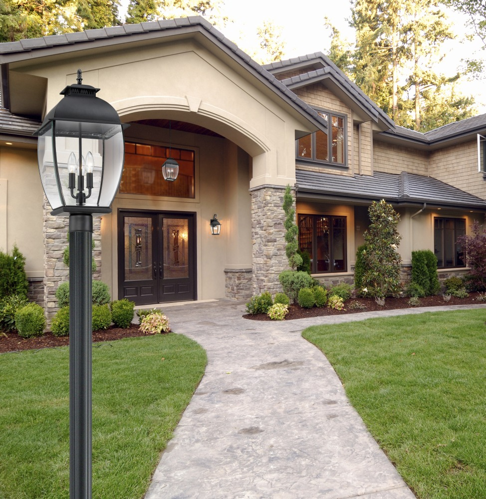 Home Exterior Lights: The Secret To Outdoor Lighting