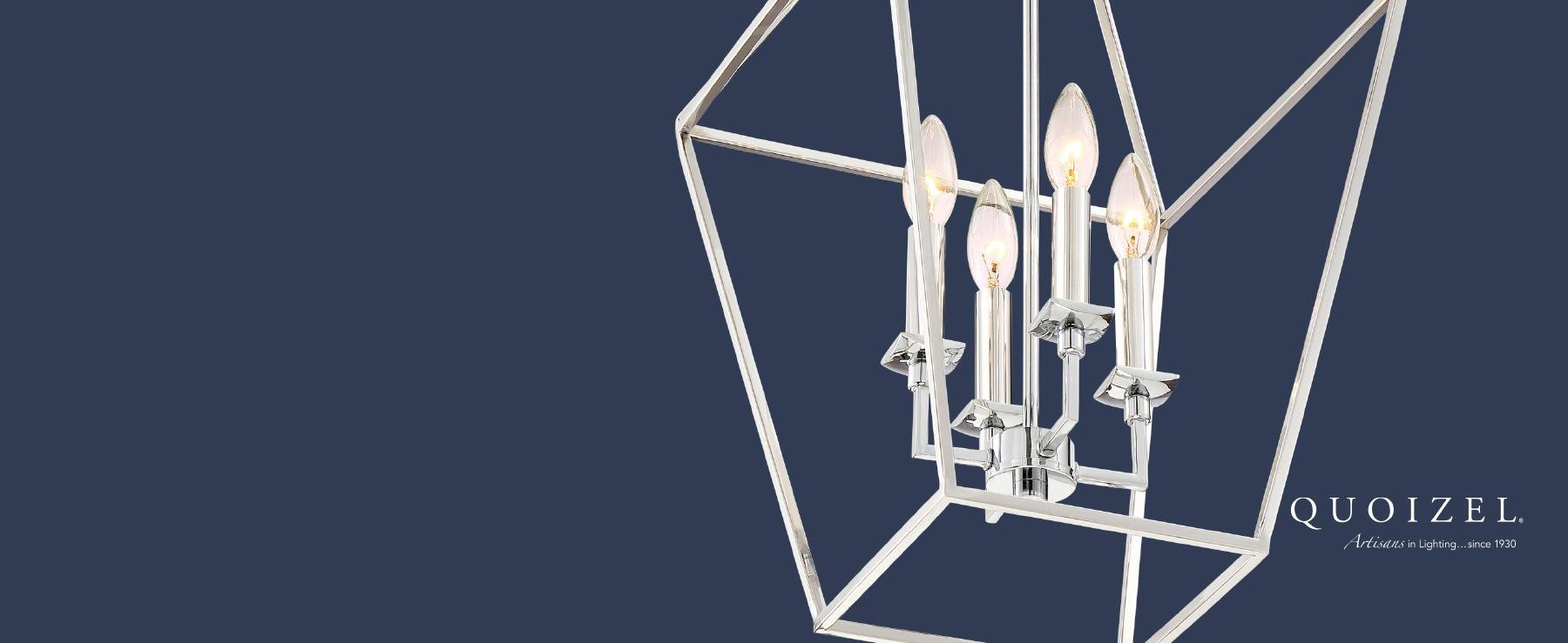 Quoizel Lighting Living Room Chandeliers